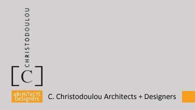 C.Christodoulou Architects & Designers Logo
