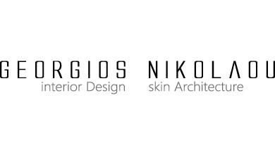 Georgios Nikolaou Interior Design Logo