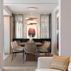 Private Residence Dining Room