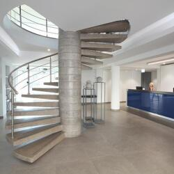 Vassiliko Cement Works Reception