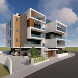 Annabelle Apartment Building In Limassol 1