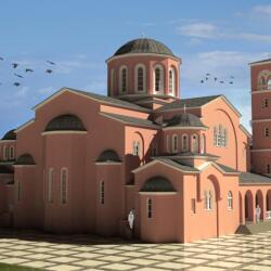 Church Of Ayios Savvas In Ypsonas 2