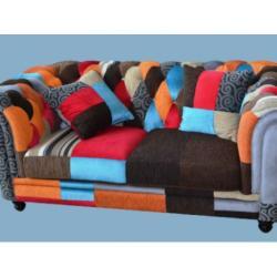 Aletraris Furniture - Contemporary Las Vegas Sofa