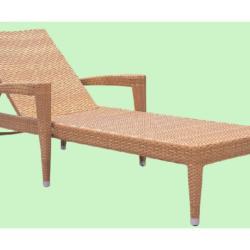 Aletraris Furniture - Jamaica Sunbed