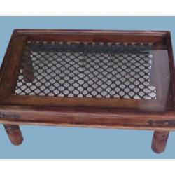 Aletraris Furniture - Sakra Rustic Coffee Table