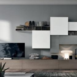 Andreotti Furniture - Modern Tv Wall Units