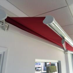 Avgoustis Awnings Awnings With Folding Arms Semi Cassette