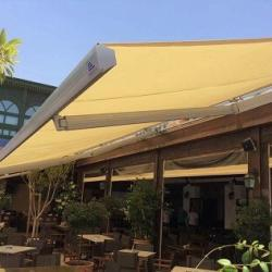 Avgoustis Awnings Awnings With Folding Arms