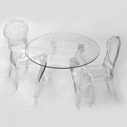 Seccom Furniture Belle Epoque Table Chairs